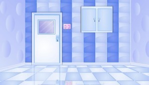 Lavender lavatory escape
