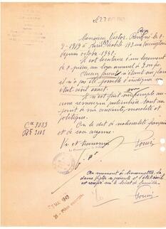 Le STO à Lauta Werk près de Dresde: documents