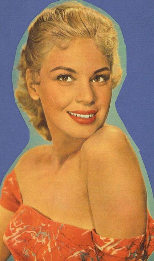 Betsy Palmer.