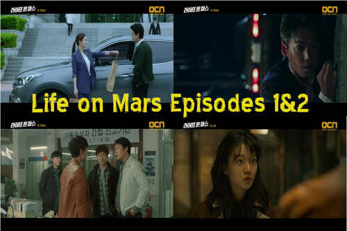 Life on Mars Episodes 1&2