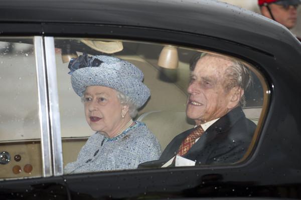 Elizabeth et Philip à Malte