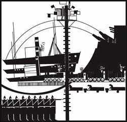 Arseny Avraamov - Symphony of Sirens (1922)
