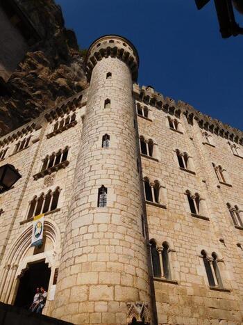Rocamadour ancien palais de eveques de Tulles