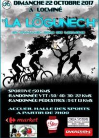 La LOGUNEC'H TRAIL - Locminé - Dimanche 22 octobre 2017