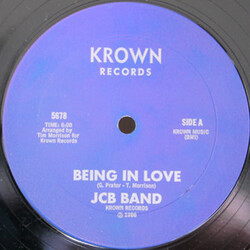 JCB Band - Being In Love