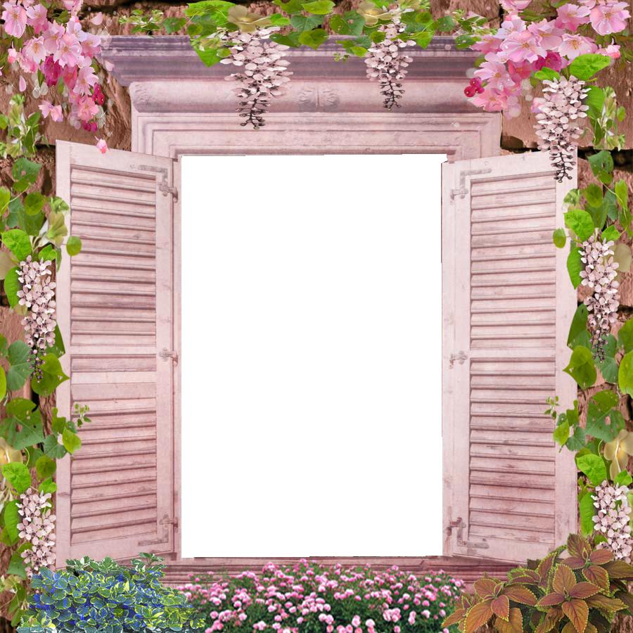 Tube cadre fenêtre