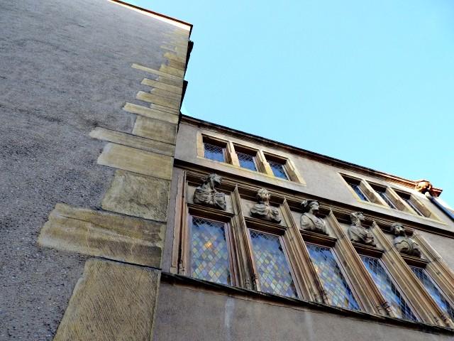 Metz la Maison des Têtes 2 4 01 2010