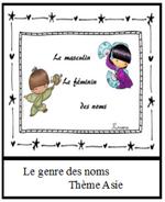 Ateliers étude de la langue : genre