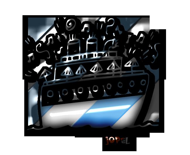 Minis kits bateaux