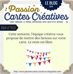 Passion Cartes Créatives#553 !