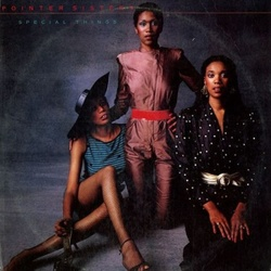 The Pointer Sisters - The Special Things - Complete LP