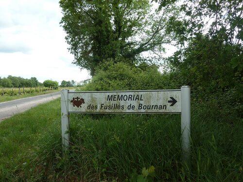 Les fusillades de Bournan....