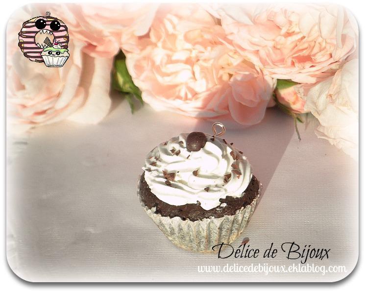 Cupcake Chocolat Gourmand