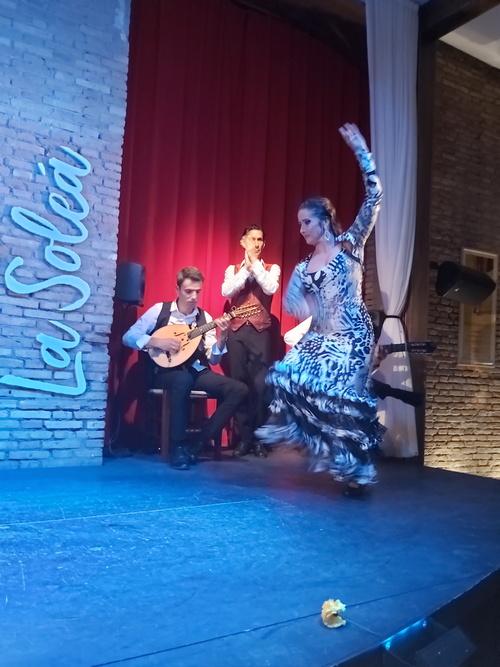 La Solea, un restaurant de Flamenco
