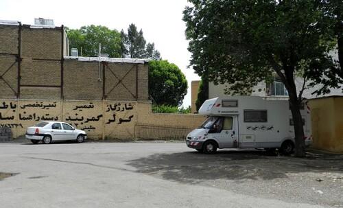 IRAN Vers Téhéran