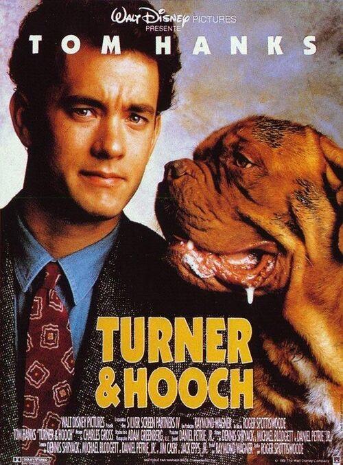 "Bonsoir a l'honneur : "" Turner & Hooch """