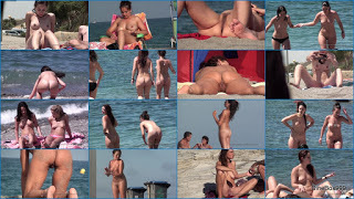 Nude Euro Beaches 2018. Part 25.