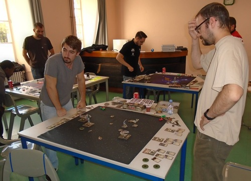 Tournoi X-Wing (octobre 2016)