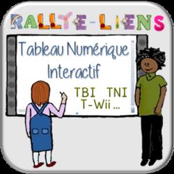Rallye-liens ♦ Tableaux numériques interactifs