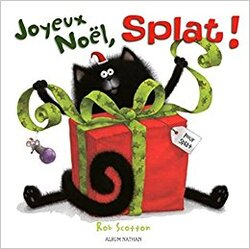 EVALUATION de LECTURE COMPREHENSION CP  : JOYEUX NOEL SPLAT