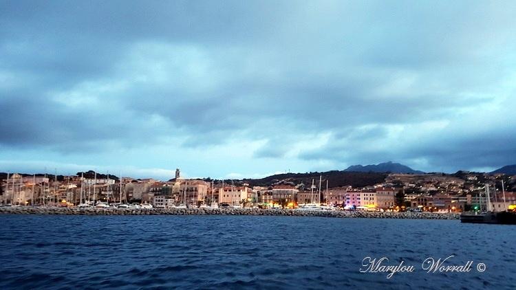 Corse : Sortie en mer 4/4