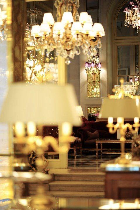 Hotel de Crillon, 10 Place de la Concorde, Paris: