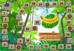 MHM: La piste du gorille CE1 et CE2