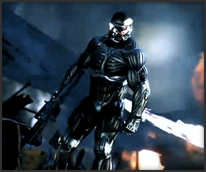Crysis 2: Be Strong