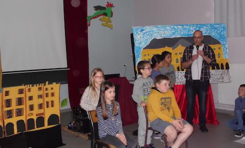 La classe découverte à Metz