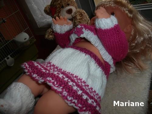 Mais que Mariane est jolie...