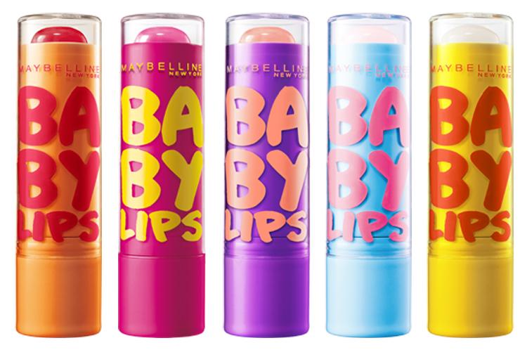 Tendance et coup de ♥ - Baby Lips Electro