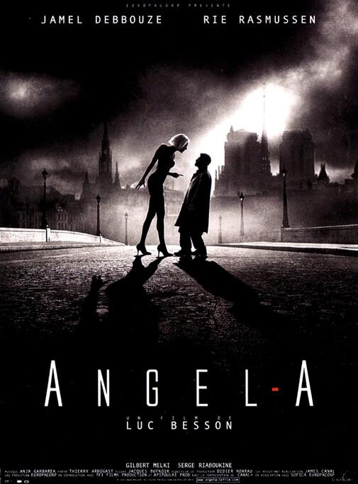 ANGEL A BOX OFFICE FRANCE 2005