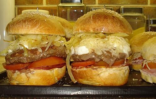 Hamburgers 9