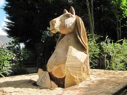 Au Drennec, le pardon des chevaux