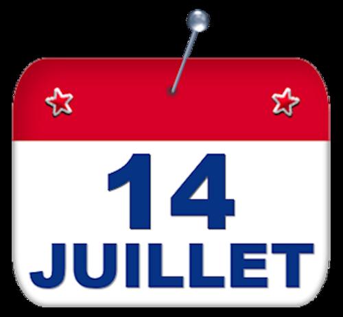 14 JUILLET!