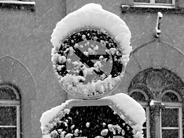 Metz sous la neige 4 Marc de Metz 2011