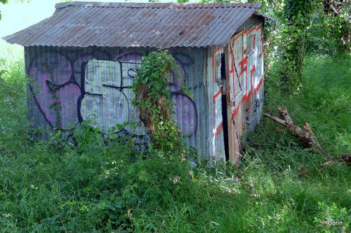 La cabanne abandonnée
