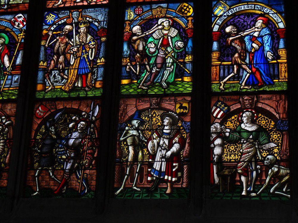 La Collégiale Saint-Vincent de Berne...