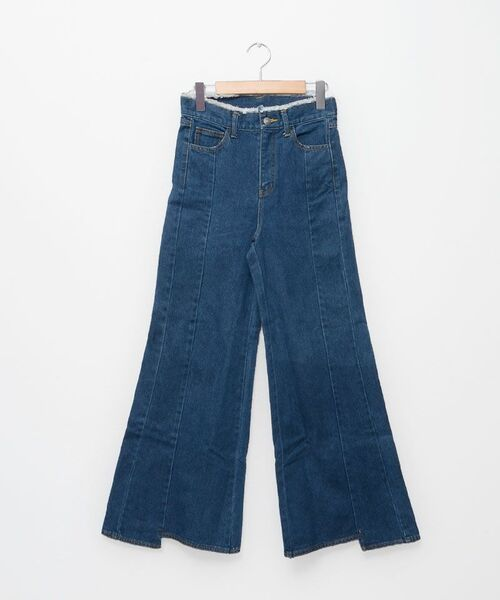 [PIMMY] - Pantalon Denim - 7 452¥
