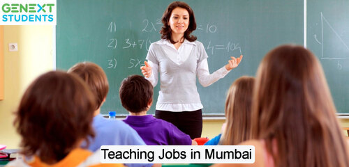 CHOOSE GENEXT STUDENTS FOR THE BEST TUITION TEACHERS IN MUMBAI