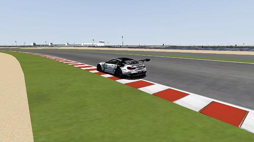 Team Schubert Motorsport BMW M6 (Losail - Qatar)