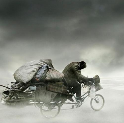 Jolies photos d'un photographe Chinois