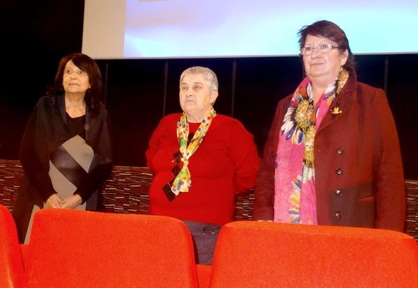 """le Festival  """"Au fil de l'eau entrez en Seine"""" , proposé par l'Association Châtillon-Scènes a été lancé au cinéma le Select"""