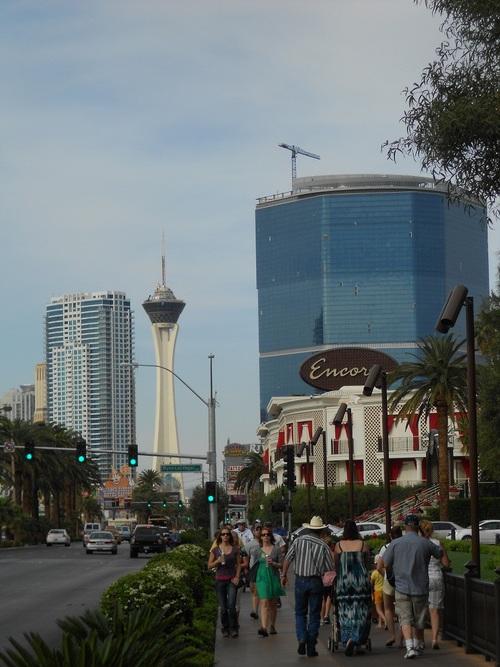 Jour 19 & 20 - Las Vegas... Suite et (presque) fin !