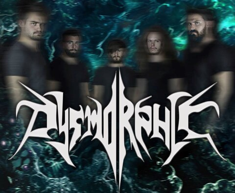 "DYSMORPHIC - Les détails du nouvel album An Illusive Progress ; Clip ""The Diving Mask"""