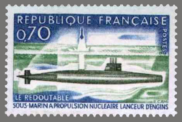 Sous Marin le Redoutable