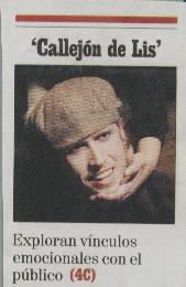 CALLEJON DE LIS
