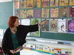 10/12 Intervention à l'école St Fernand (St Mars la Jaille)