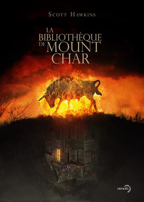 La Bibliothèque de Mount Char - essais de couverture