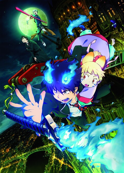Ao no Exorcist Film vostfr